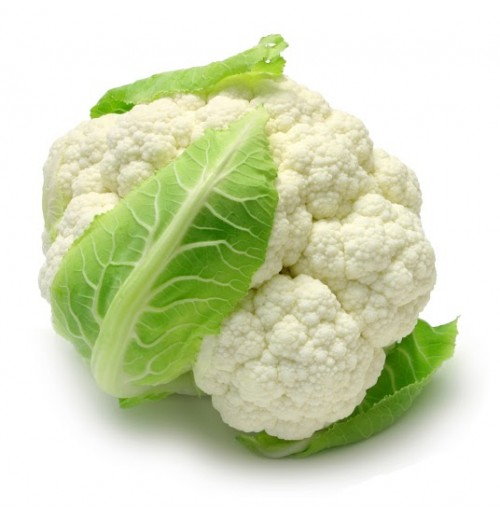 Cauliflower (Not so goodlooking)