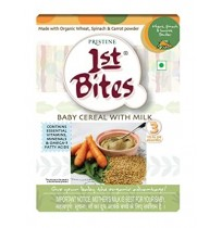 1st Bites - Wheat , Spinach & Carrot Powder