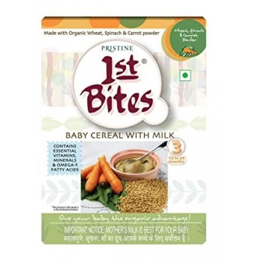 1st Bites - Wheat , Spinach & Carrot Powder