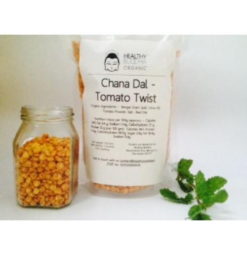 Roasted Chana Dal - Tomato Twist