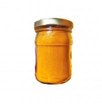 Turmeric in Glass Bottle