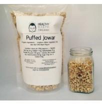 Puffed Jowar