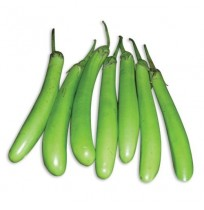 Brinjal (Light Green Long)
