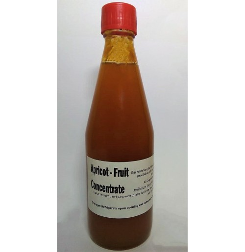 Fruit Concentrate - Apricot