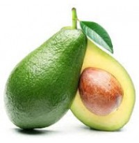 Avocado (Mostly be unripe)