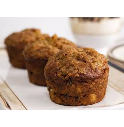 Banana Muffin - three in a pack