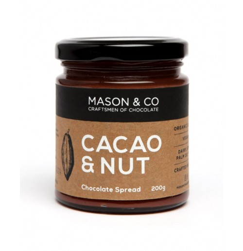 Chocolate Spread - Cacao & Nut (200Gms)