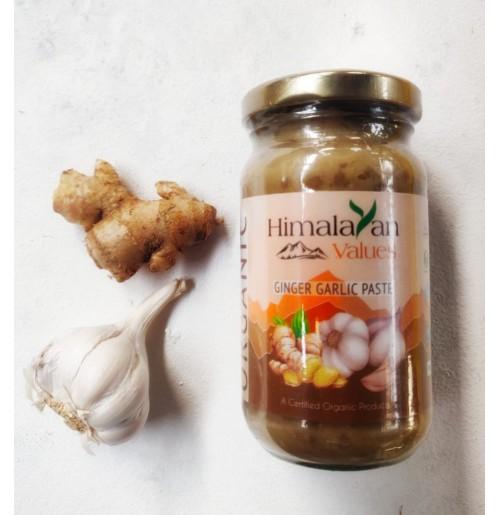 Ginger Garlic Paste - 200Gms