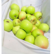 Green Apples from Kashmir - will turn yellow