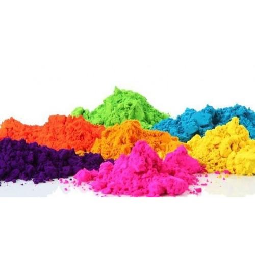 Holi Colors Box (Set of 5 colors)