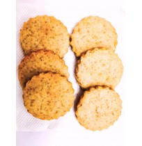 Lemon cookies (50 Gms) (Eggless)