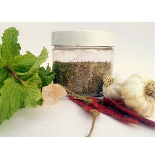 Dried Herb Mix - Mint Medley