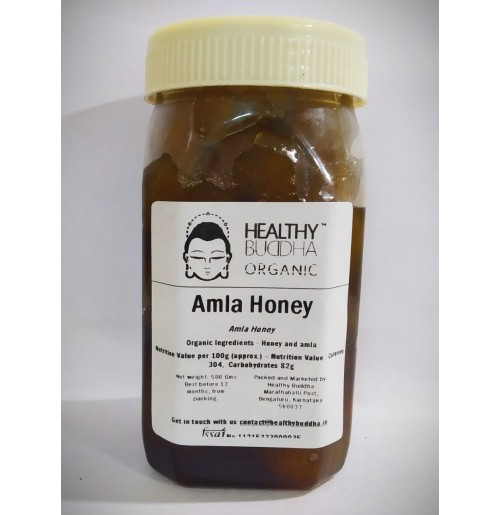 Amla Honey (Western Ghats - 500Gms)