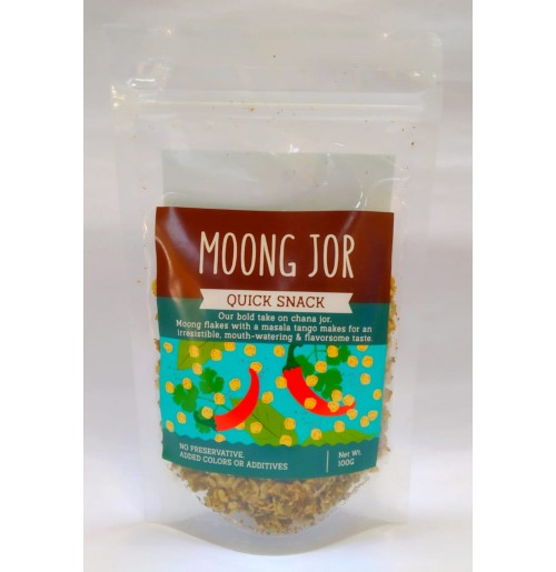 Moong Jor (Flakes)