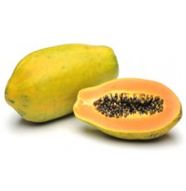 Papaya (Semi Ripe)