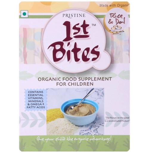 1st Bites - Rice Dal (300 Gms)