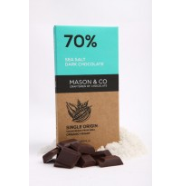 Chocolate - 70% Sea Salt Dark
