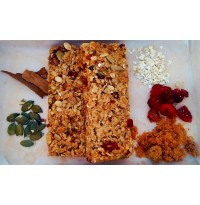 HB Snack Bar (Super seeds and Cranberry Oatmeal)