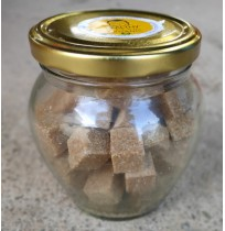 Brown Sugar Cubes (in Glass Bottle)