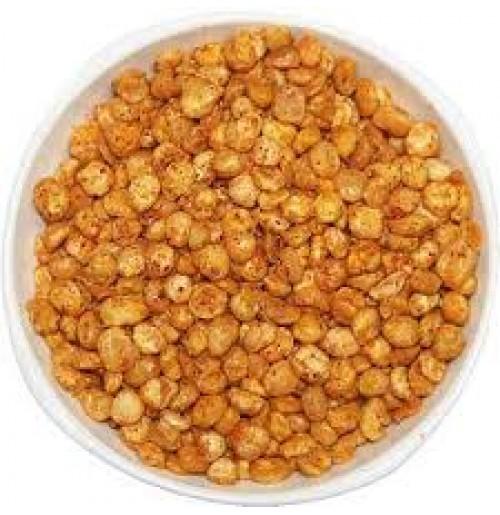 Roasted Chana Dal - Garlic Twist