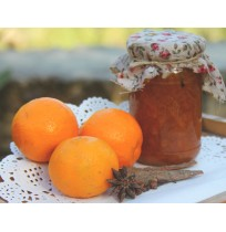 Spiced Orange Marmalade