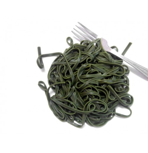 Spaghetti - Wheat and Spirulina (250Gms)