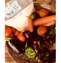 Milk and Veggies - Bi Weekly Subscription Box