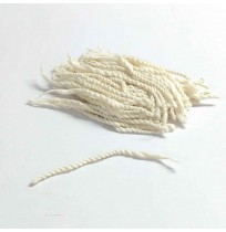 Twisted Cotton Wicks - 100 pcs