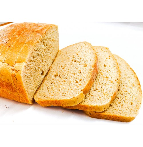 Whole Wheat Bread (500 Gms) (Eggless)