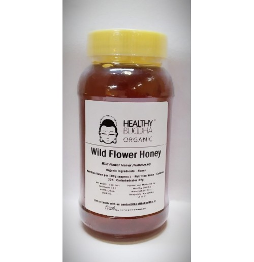 Wild Flower Honey (Himalayan) - 500Gms