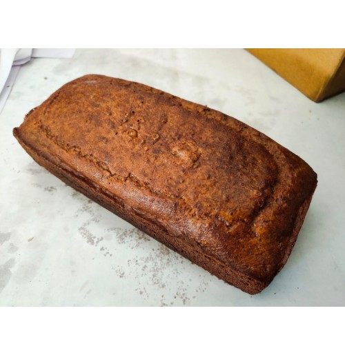 Keto Almond Bread (400 Gms) (With Egg)