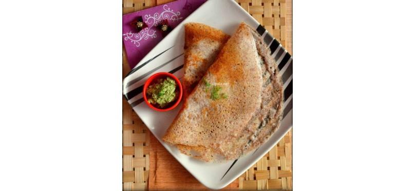 Mapillai Samba Rice Dosa