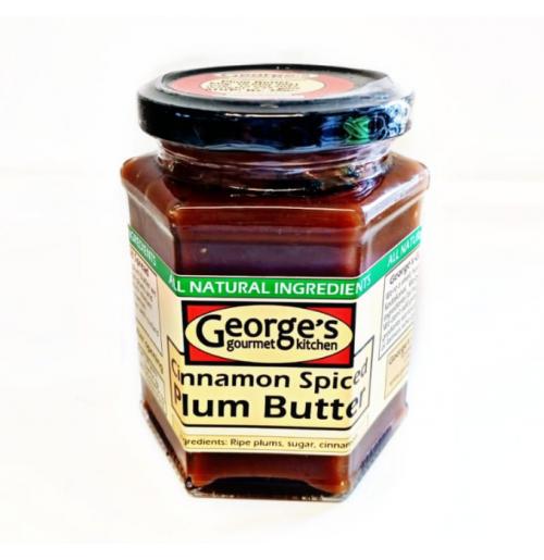 Cinnamon Spiced Plum Butter (275Gms)