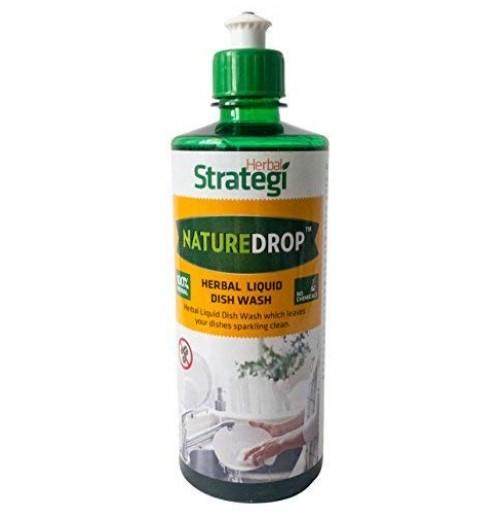 Herbal Dishwashing Liquid - 500ML