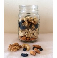 Trail Mix / Snack: Dry Fruits n Nuts