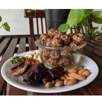 Dry Fruits Laddu (150Gms, in glass bottle)
