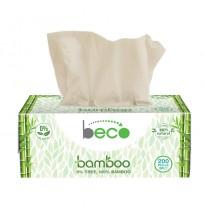 Facial Tissue (bamboo based)