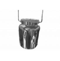 Desi Gir Cow Ghee (1.3 Litre, Packed in Stainless Steel)