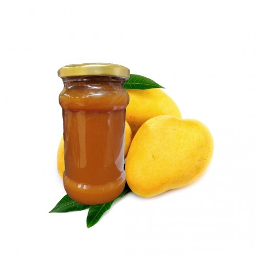 Jams - Mango (Using HB Mangoes - 350Gms)