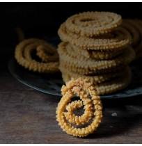 Muruku - Millet Saamai (Little Millet)