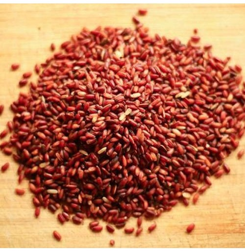 "Mapillai Samba Rice (""Bridegroom's Rice"") - Traditional Red Rice"