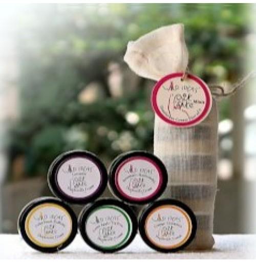 Pit Paste Deodorant Cream Mini (set of 5) - 30gms