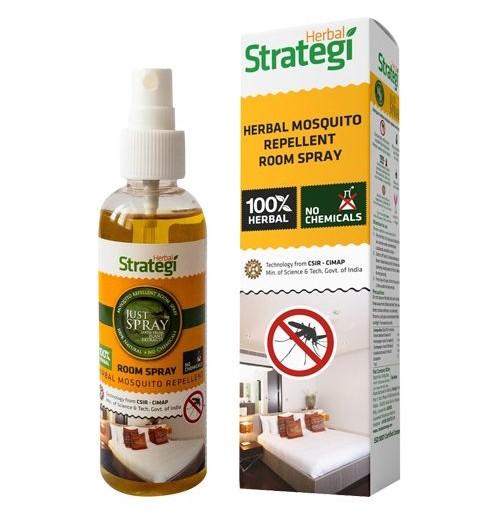 Herbal Mosquito Repellent Room Spray