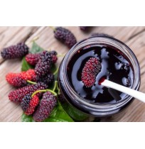 Jams - Mulberry (Using HB Mulberries, 200gms)