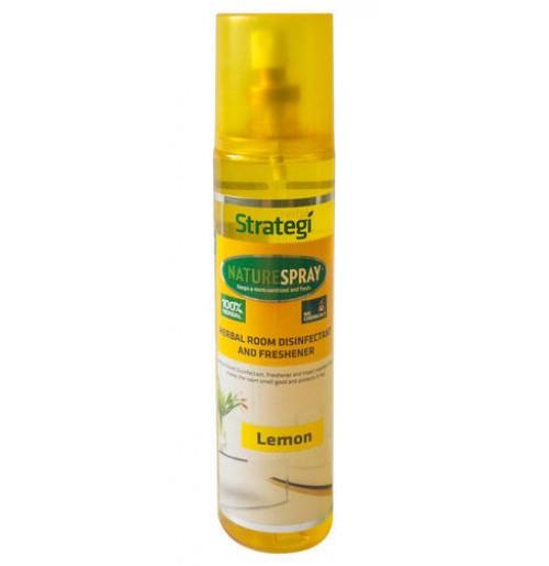 Herbal Room Disinfectant & Freshner (Lemon) - 250ML