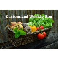 Seasonal Weekly Subscription Box - Customized