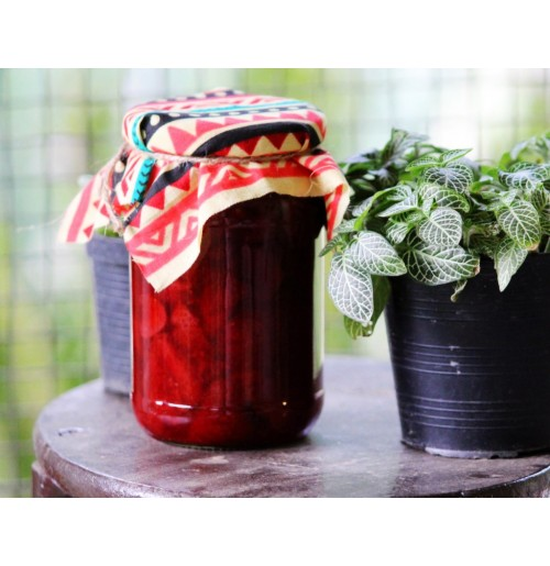 Preserves - Strawberry Mint and Pepper (340Gms)