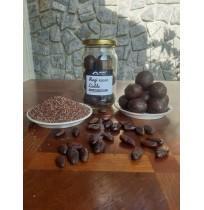 Ragi Cacao Laddu (250Gms, Kindly Refrigerate)