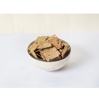 Ragi crackers (50 Gms) (Eggless)