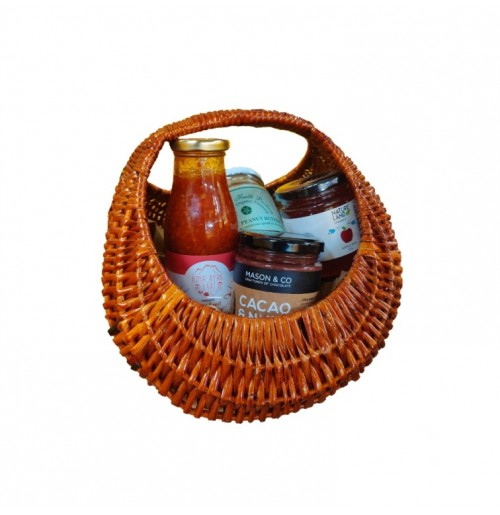 Gift Goodies Basket - Spreads and Sauces